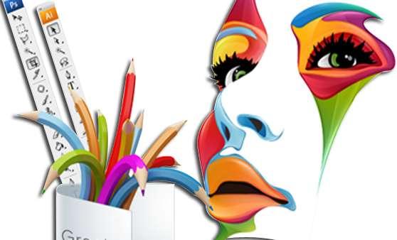 Đồ họa trong thiết kế website thời trang