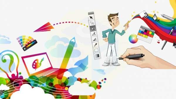 Đồ họa trong thiết kế website trường học