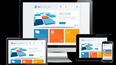 Phong cách thiết kế website chuyên nghiệp ấn tượng