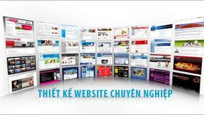 Thiết kế website doanh nghiệp gây ấn tượng với người dùng