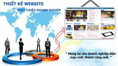 Thiết kế website doanh nghiệp 10 điều cần phải có