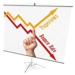 giảm tỉ lệ Bounce rate