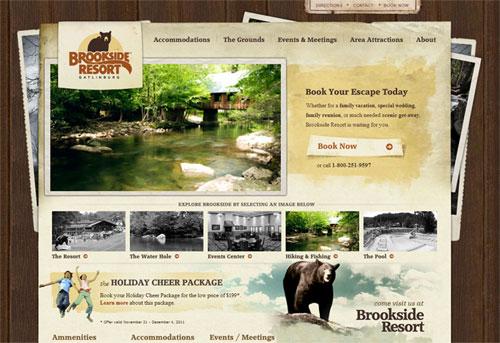 website du lịch Brookside Resort