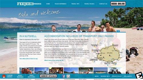 Website du lịch bula