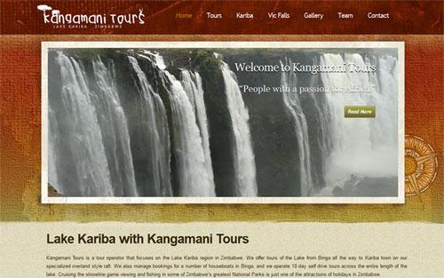 website du lịch Kariba Houseboats