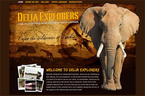 website deliaexplore