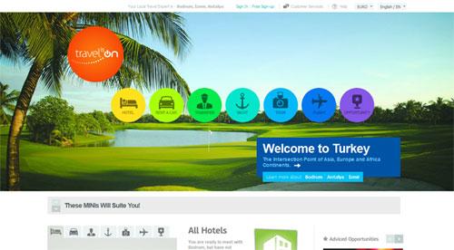 website du lịch travelison