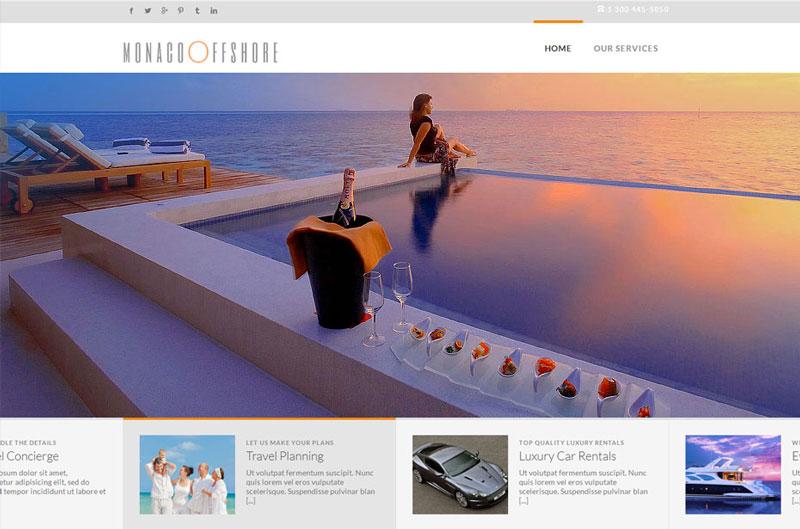 thiết kế website du lịch, thiet ke web du lich, website du lich