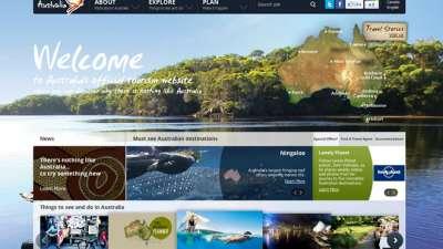 Thiết kế website du lịch hấp dẫn người xem như thế nào?