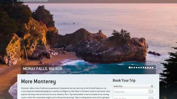 Những mẫu thiết kế website du lịch đẹp nhất mọi thời đại