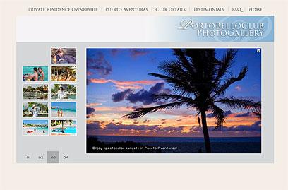 Thiết kế website du lịch hấp dẫn người xem trang noi dung