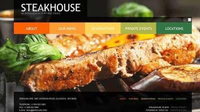 Những website nhà hàng được thiết kế tốt nhất thế giới