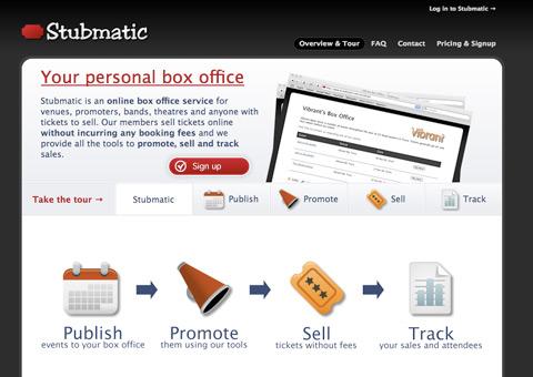 thiet ke website stubmatic