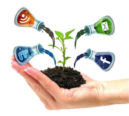 Sử dụng hiệu quả các phương thức online marketing