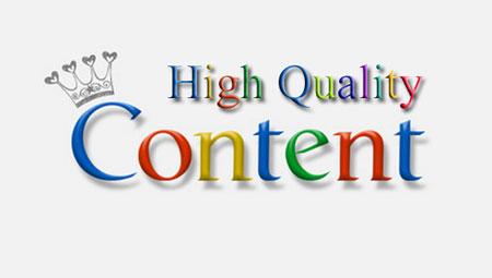 Viết nội dung web chất lượng