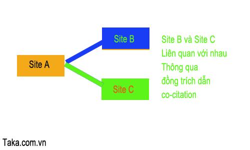 co-citations - đồng trích dẫn
