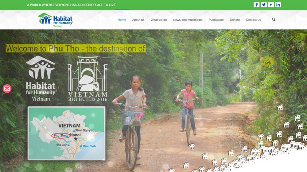 website habitat vietnam