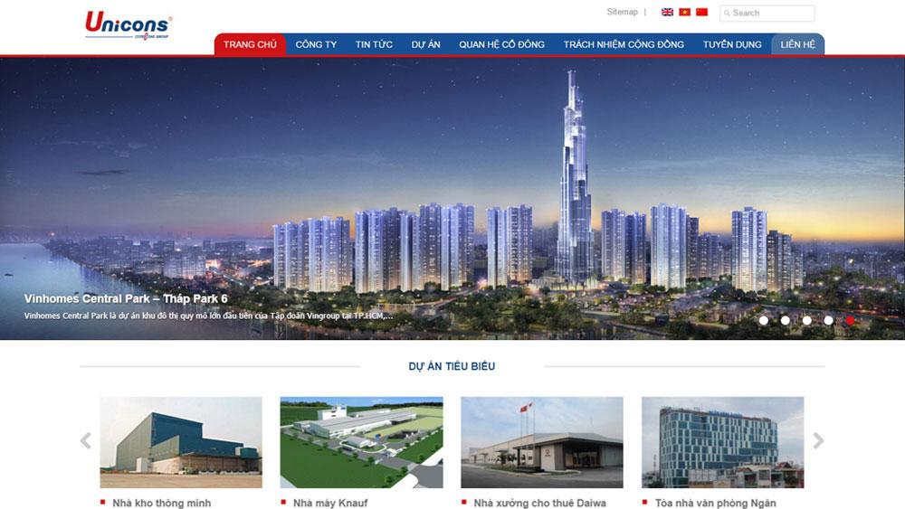 website unicons