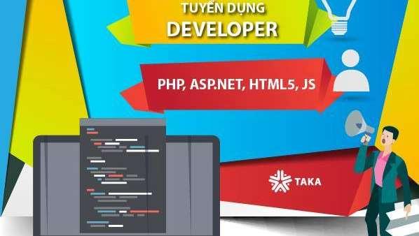 Tuyển Developer Giỏi