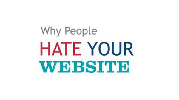 8 lý do khiến người dùng rời bỏ website của bạn