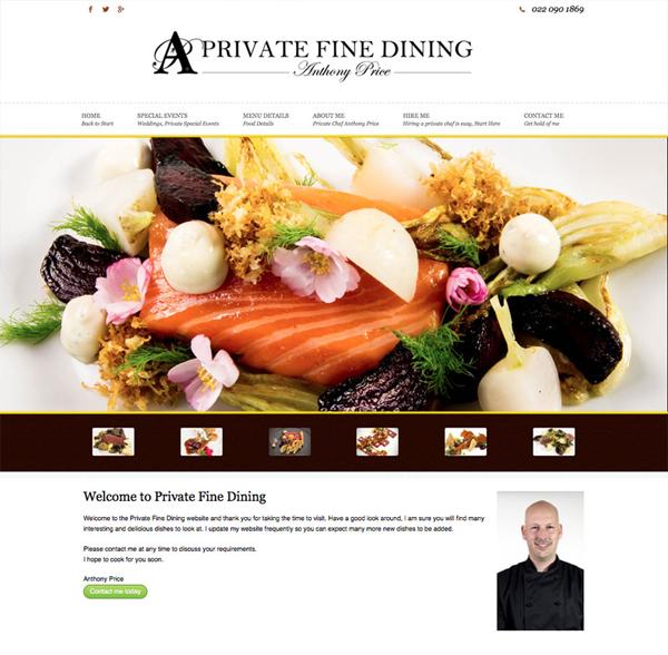 Cẩm nang thiết kế website Nhà hàng Fine-dining chuyên nghiệp