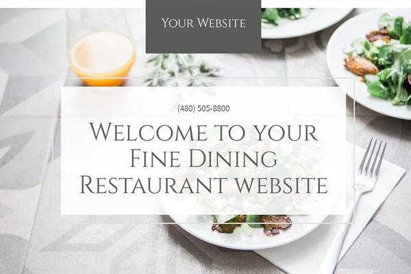 5 yếu tố quan trọng cần có trong thiết kế website nhà hàng chuyên nghiệp