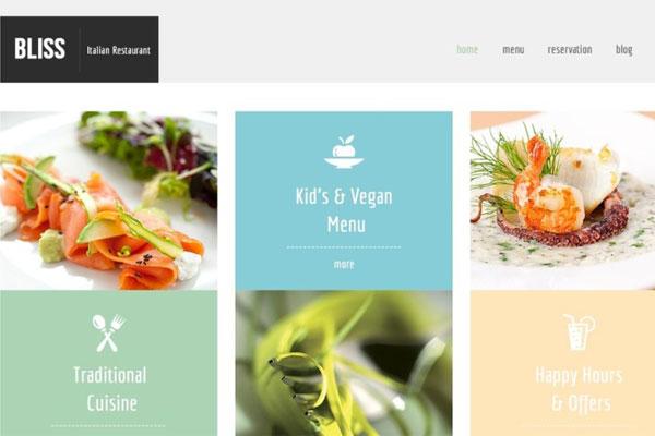 7 bí quyết thiết kế website nhà hàng thu hút