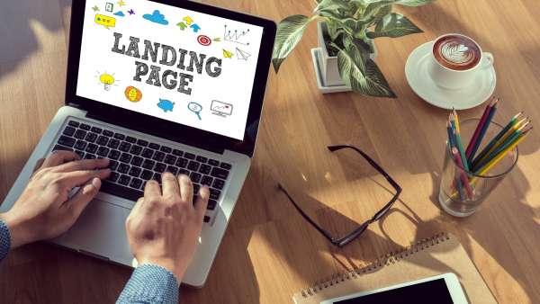 """Landing Page – Bí quyết để """"đốn tim"""" khách hàng"""