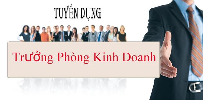 Công Ty TNHH Hải Đông - Tuyển dụng Trưởng Phòng Kinh Doanh (Chế độ lương thưởng hấp dẫn)